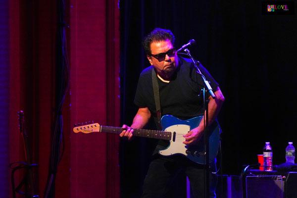"""Simply Fantastic!"" Los Lobos LIVE! at the Newton Theatre"