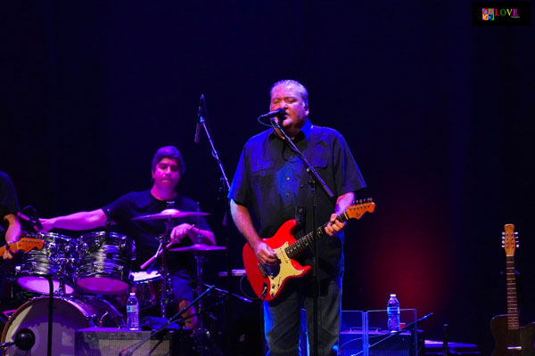 """Simply Fantastic!"" Los Lobos LIVE! at the Newton Theatre"