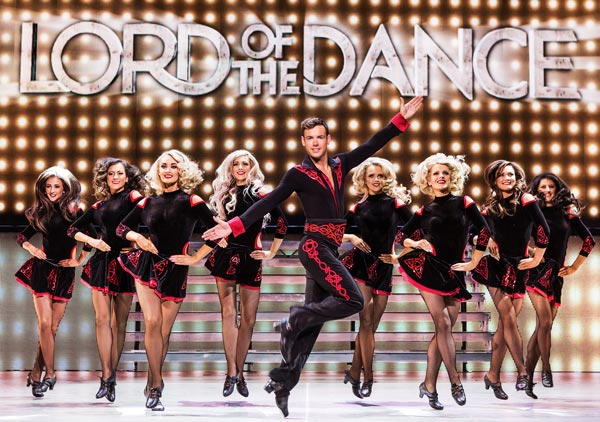 State Theatre Presents Lord of the Dance: Dangerous Games