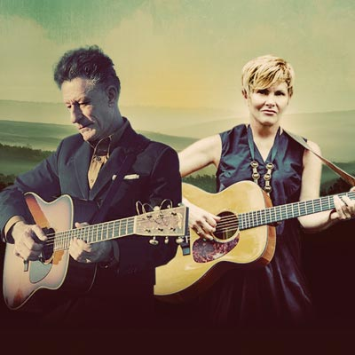 BergenPAC Presents An Acoustic Evening with Lyle Lovett and Shawn Colvin