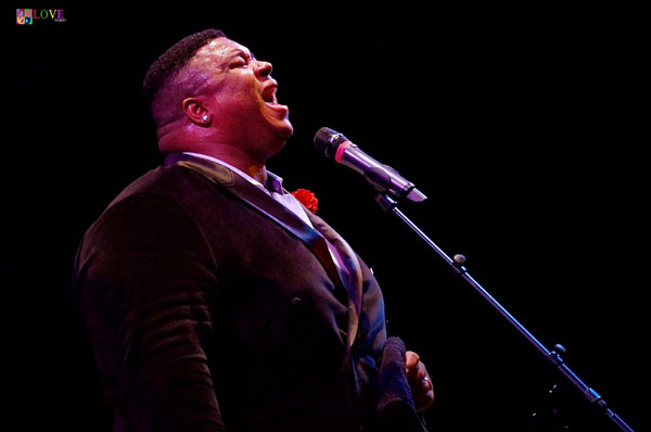 American Idol's Michael Lynche LIVE! at Toms River's Grunin Center