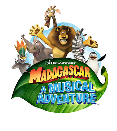 """Madagascar - A Musical Adventure"" At The Growing Stage"