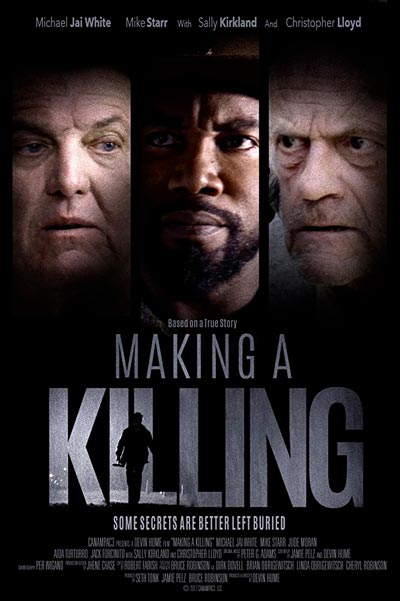 "Garden State Film Festival To Present The East Coast Premiere of ""Making A Killing"""