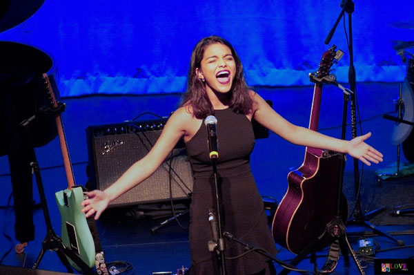 Broadway's Mandy Gonzalez LIVE! at HACPAC