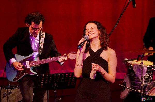 Broadway's Mandy Gonzalez LIVE! at HACPAC