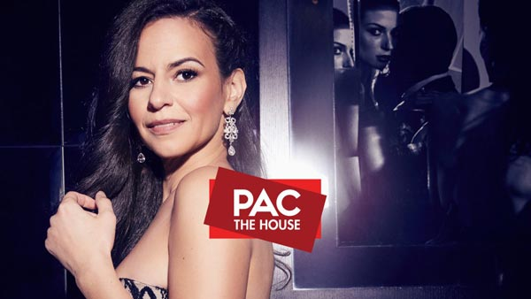 'PAC the House' Series Continues with Mandy Gonzalez