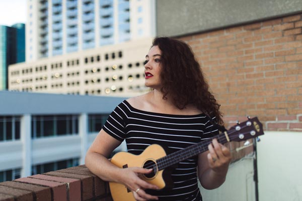 State Theatre Presents Mandy Harvey In A Free Concert