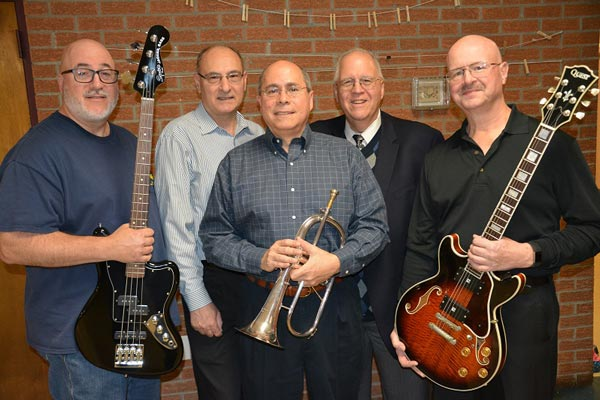 Manhatten Brothers To Perform Holiday Concert At Theater League of Clifton
