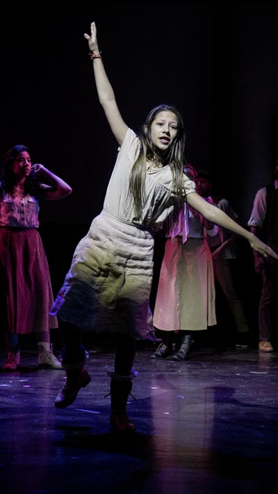 "Colombia's Mariana Herrera Jury Takes Centerstage in ""Ragtime: The Musical"" at AxelrodPAC"