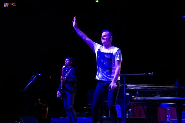 """It's Like Having Freddie Mercury Back!"" Marc Martel and The Ultimate Queen Celebration LIVE! at the Great Auditorium"