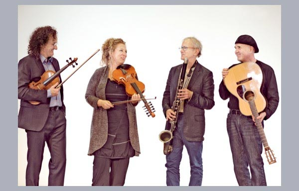 Hopewell Theater Presents The Martin Hayes Quartet