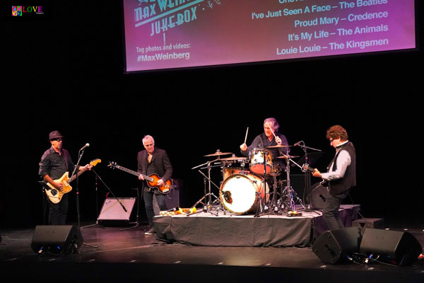 Max Weinberg's Jukebox LIVE! at the Grunin Center