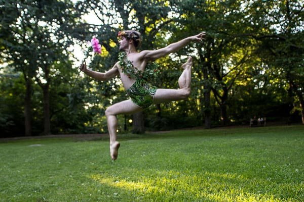 A New Ballet Company Launches At The Shore