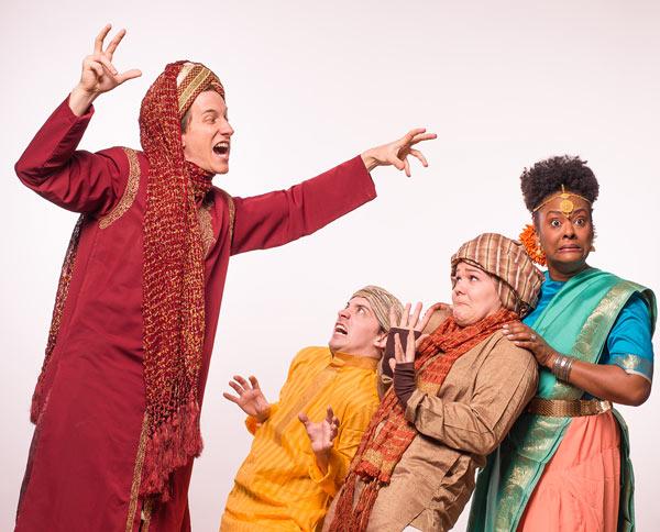 "Mile Square Theatre presents Y York's ""The Garden of Rikki Tikki Tavi"""