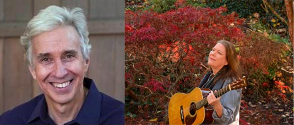 John Forster and Judy Kass To Perform In Morristown
