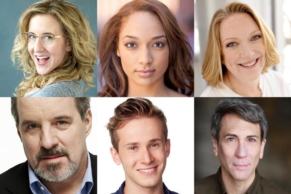 "McCarter Theatre Presents The World Premiere of ""Turning Off The Morning News"" by Durang"
