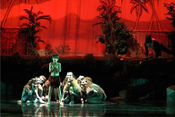 Roxey Ballet To Present Quot Mowgli Quot The Jungle Book Ballet