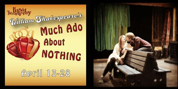 Holmdel Theatre Company presents William Shakespeare's Much Ado About Nothing