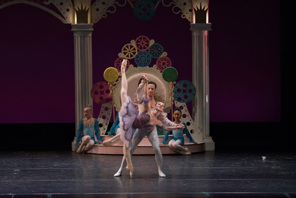 "New Jersey Dance Theater Ensemble Presents ""The Nutcracker"" at Montclair State University"