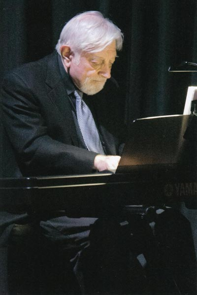 Bob DeBenedette Trio to Perform   At June 24th New Jersey Jazz Society Social