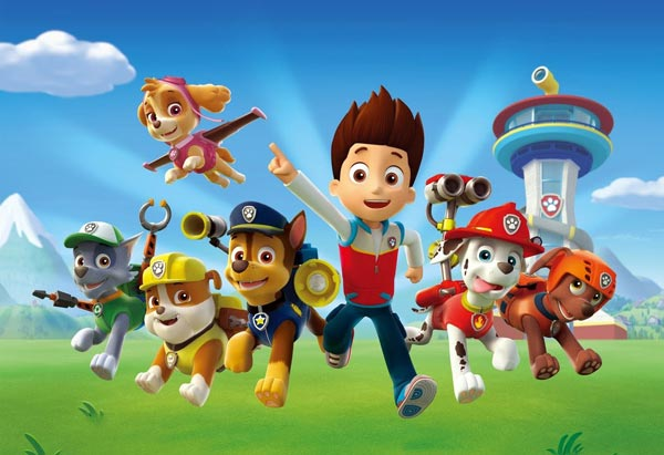 "PAW Patrol Live! ""Race to the Rescue"" Comes To NJPAC"