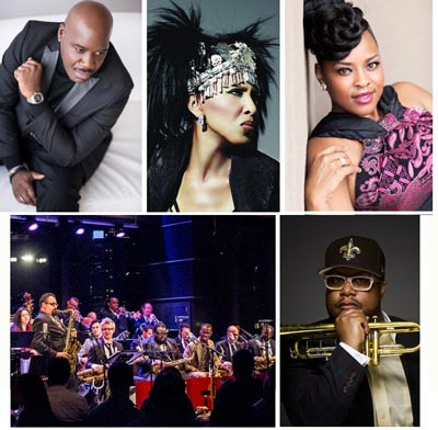 """Audible and NJPAC Present """"Jazz in the Key of Ellison"""""""