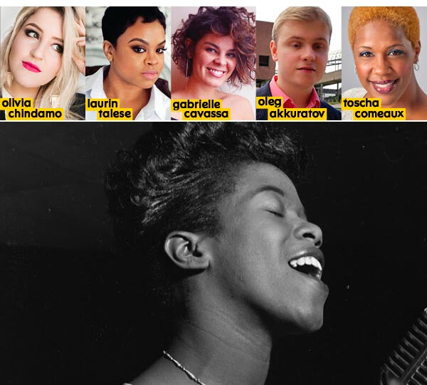 NJPAC Announces 7th Annual Sarah Vaughan International Jazz Vocal Competition Finalists