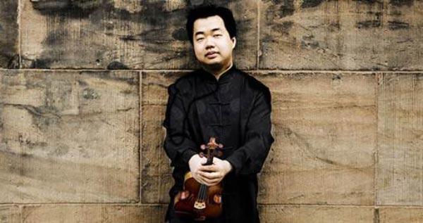 New Jersey Symphony Orchestra presents Mendelssohn's Violin Concerto
