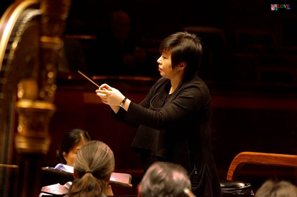 Music Speaks! The NJSO and Conductor Xian Zhang Announce their 2018–19 Season