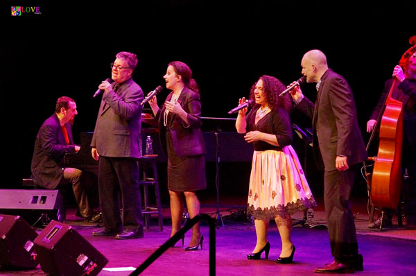 """A Once In a Lifetime Opportunity!"" New York Voices Perform LIVE! at Toms River's Grunin Center"