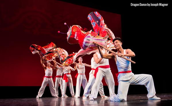 Nai-Ni Chen Dance Company to celebrate The Year of the Pig in the Chinese theme of Bamboo at NJPAC
