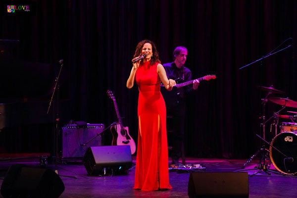 Broadway's Mandy Gonzalez LIVE! at Toms River's Grunin Center