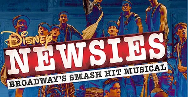 "Axelrod PAC Presents ""Newsies"""