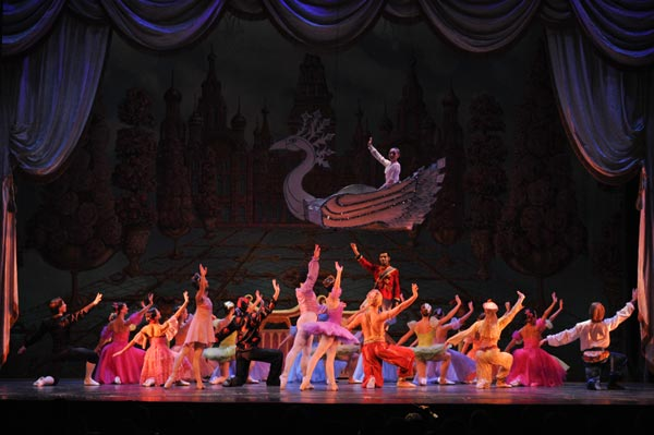 New Jersey Ballet To Perform Its Annual Holiday Classic at Mayo