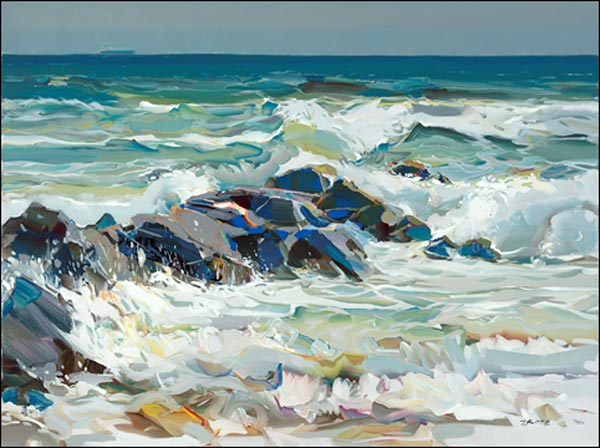Josef Kote in Stone Harbor Over Memorial Day Weekend