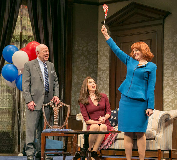 """Photos from """"The Outsider"""" at Paper Mill Playhouse"""