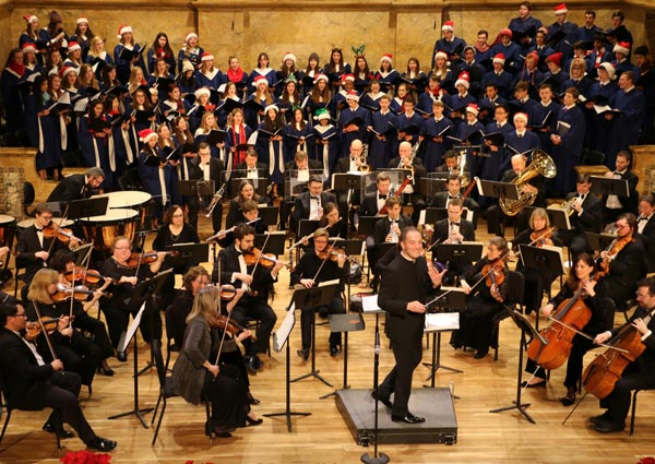 Princeton Symphony Orchestra Holiday POPS! Celebrates the Season  with Music from Elf, a Carol Sing-Along, and More!