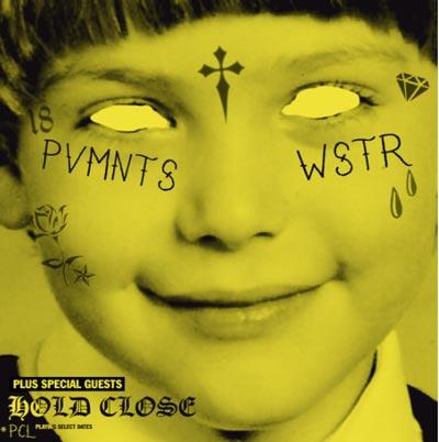 WSTR and PVMNTS To Play NY/NJ Shows