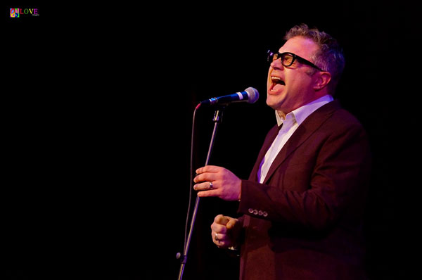 Songbook: Steven Page and the Art of Time Ensemble LIVE! at the Grunin Center