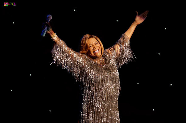 """A Force of Nature!"" Patti LaBelle LIVE! at New Brunswick's State Theatre"