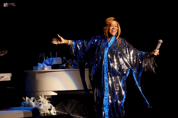 """""""A Force of Nature!"""" Patti LaBelle LIVE! at New Brunswick's State Theatre"""