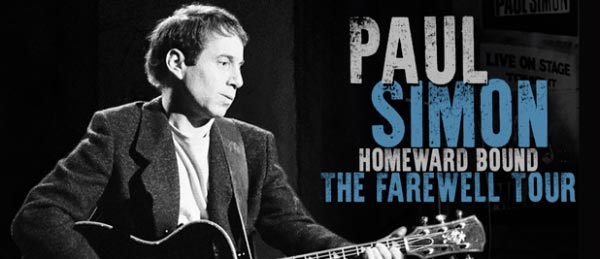 Paul Simon's Farewell Tour Is Coming To Newark