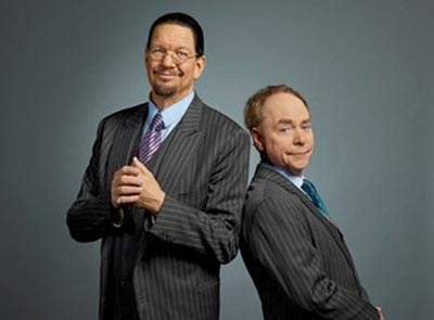 Penn & Teller To Perform At Atlantic City's Hard Rock Hotel & Casino