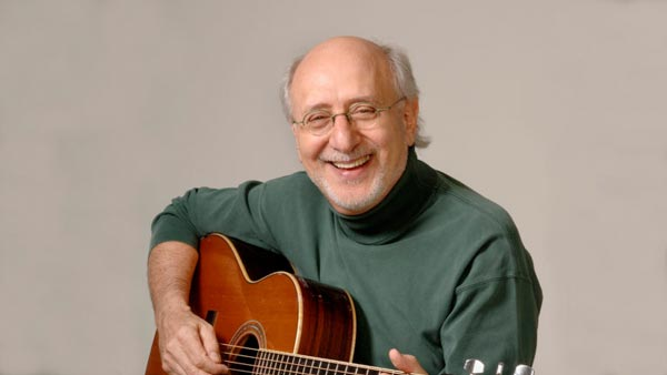 Grunin Center Presents An Evening with Peter Yarrow of Peter, Paul, & Mary