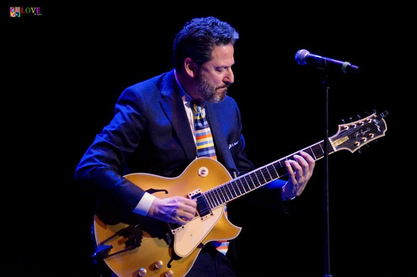 """Two Truly Amazing Guitarists!"" Larry Carlton and John Pizzarelli LIVE! at MayoPAC"