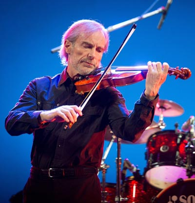 Legendary French Violinist Jean Luc Ponty To Perform At The Newton Theatre