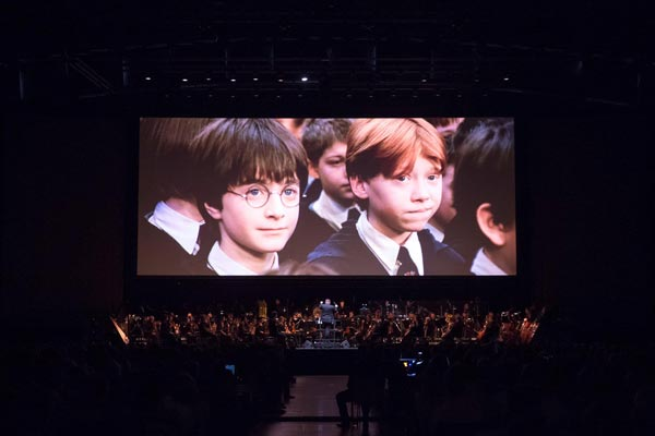 NJPAC Presents Harry Potter and the Order of the Phoenix Live in Concert With The NJSO