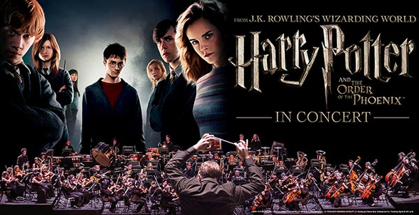 "NJPAC To Present ""Harry Potter and the Order of the Phoenix"" In Concert with the NJSO"