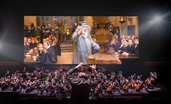 Harry Potter and the Goblet of Fire Live in Concert At NJPAC