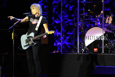 PHOTOS from The Pretenders at Mayo Performing Arts Center